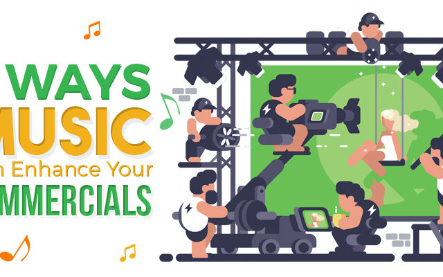 5 Ways Music Can Enhance Your Commercials
