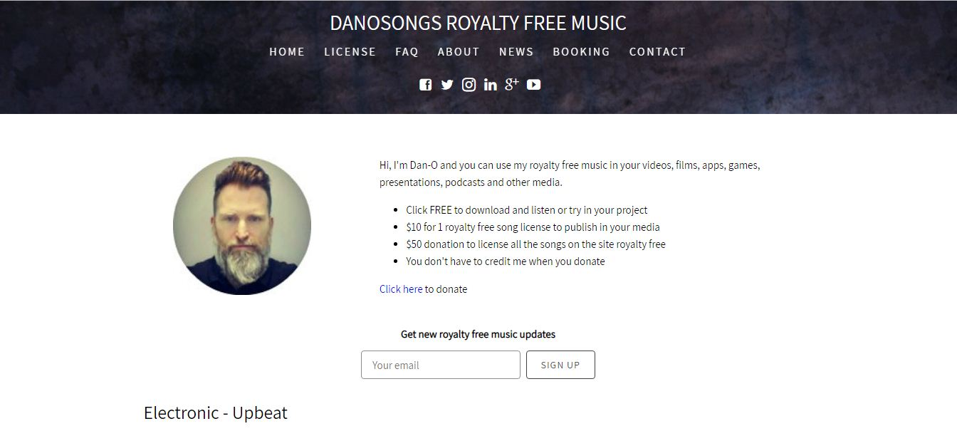 DanoSongs
