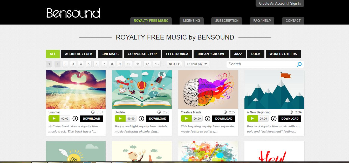 26 Sites to Find Awesome (and Royalty-Free!) Background