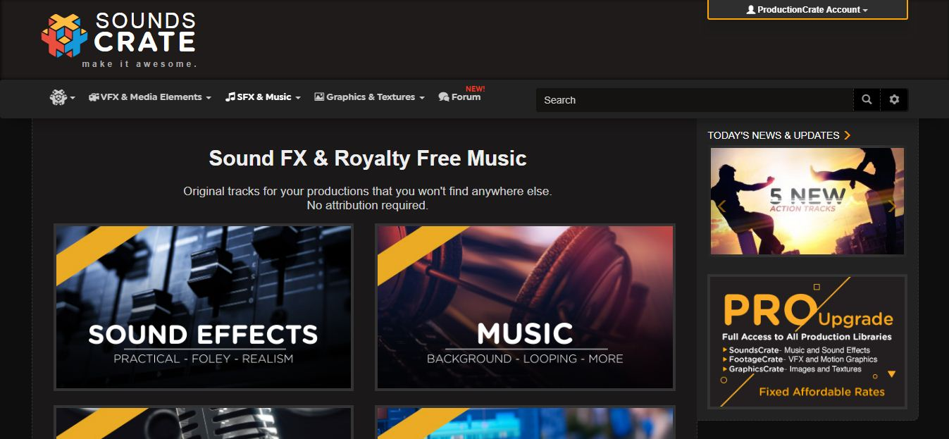 SoundCrate