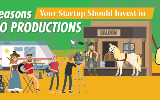 Startup Should Invest in Video Productions
