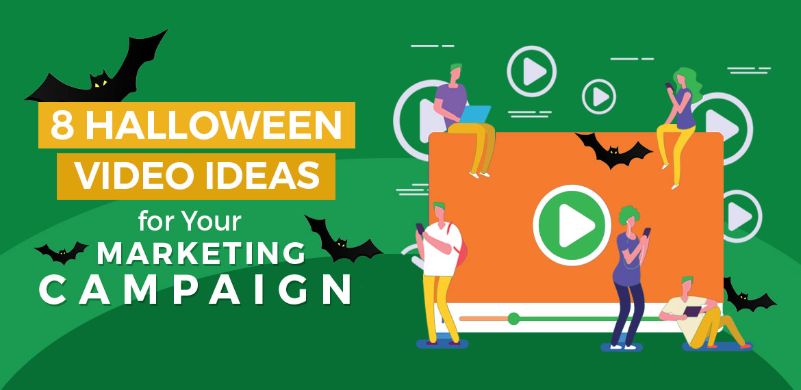 8 Halloween Video Ideas for Your Marketing Campaign
