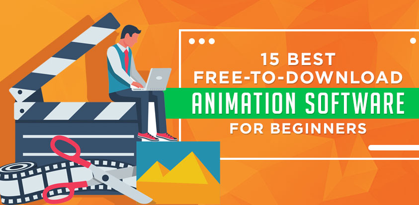15 Best Free to Download Animation Software for Beginners